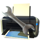config, printer, settings icon