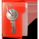 folder, key, secure