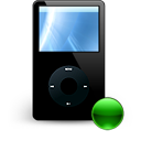 apple, ipod, mount icon