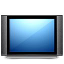 flat screen, monitor, screen, television, tv icon