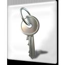 encrypted, file, key, locked
