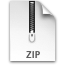 compressed, document, file, zip icon