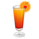 orange, red icon