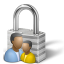 Lock, login, manager, private, register, security icon - Free download