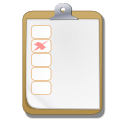 check, evolution-tasks icon