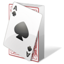 cards, games, poker icon