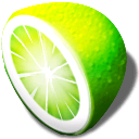 fruit, limewire icon