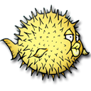 fish, openbsd icon