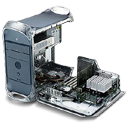 apple, g, motherboard, power mac icon
