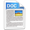 Doc, files, word icon - Free download on Iconfinder