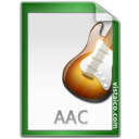 Aac icon - Free download on Iconfinder