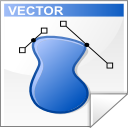 file, vector icon