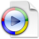 video, windowsmedia icon