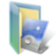 package, settings icon