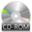 cdrom, mount icon