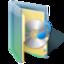 cd, folder, music icon
