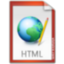 code, html, source icon