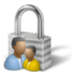 lock, login, manager, private, register, security icon