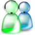 headset, msn, personal, support, switchboard icon