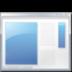list, user interface, window icon