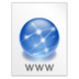 domain, internet, web, www icon