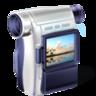 cam, camcorder, camera, camescope, video icon