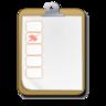 check, evolution-tasks icon