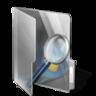 find, folder icon