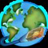 browser, earth, global, globe, international, internet, network, planet, world icon