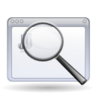 enlarge, find, magnifying glass, search, zoom icon