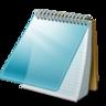 notice, text editor icon
