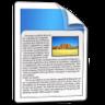 document, report icon