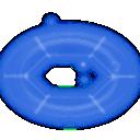 b, balance icon