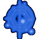 b, warp icon
