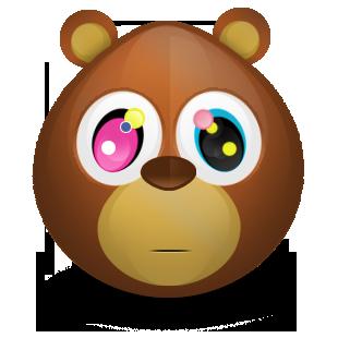 bear, normal icon