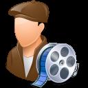 filmmaker, male icon