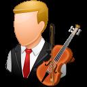 male, musician