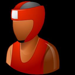 boxer, male icon
