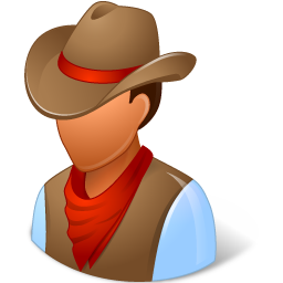 Cowboy icon - Free download on Iconfinder