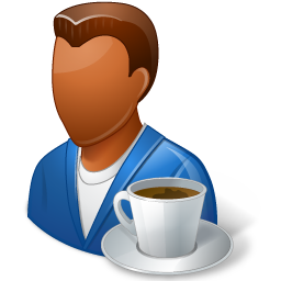 Male, person, coffee icon - Free download on Iconfinder