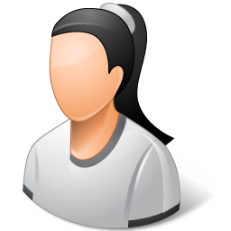 Female, person, undefined icon - Free download on Iconfinder