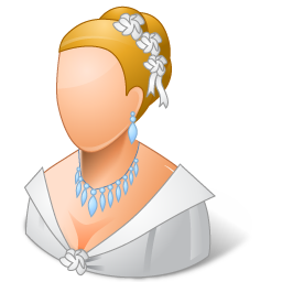 Bride Wedding Icon