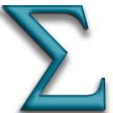 epsilon, math icon