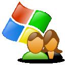 users, windows