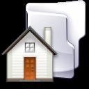house, home, folder