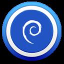 debian, khelpcenter icon