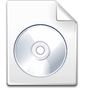 cd, disk, drive, file icon