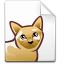 File, cat icon - Free download on Iconfinder
