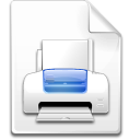 printer, document