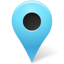 azure, base, map, marker, nounproject, outside icon